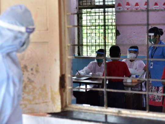 भारत में कोरोना मरीजों की संख्या बढ़ी