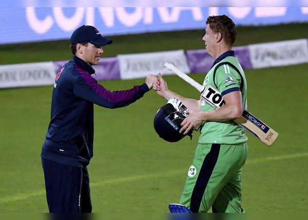 आयरलैंड ने जीता साउथैम्पटन वनडे, सीरीज इंग्लैंड के नाम