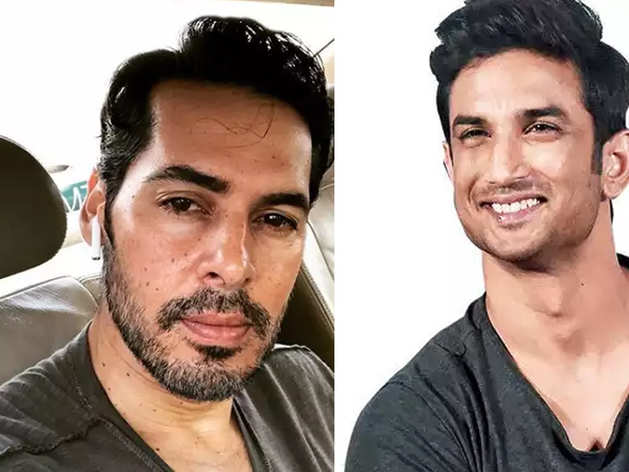 Dino Morea denies hosting any party with Sushant