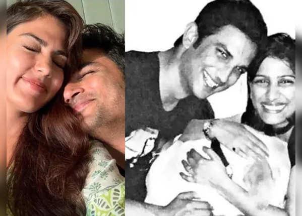 रिया के साथ सुशांत की फैमिली की पहली मुलाकात