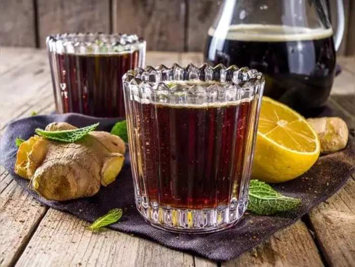 ayurvedic remedies for weight loss drink jaggery and lemon water in marathi