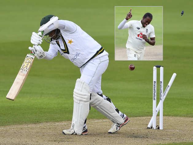 आर्चर की ऐसी गेंद, 107 की औसत वाला बल्लेबाज पस्त