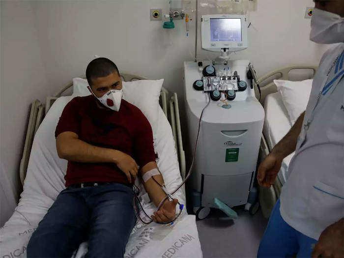convalescent plasma is not a magic bullet said dr monish soneja additional professor in the department of medicine at aiims