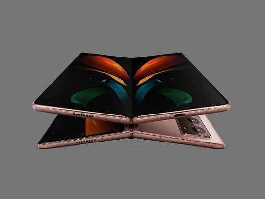 सैमसंग लाई नया फोल्डेबल फोन Galaxy Z Fold 2, जानें फीचर्स