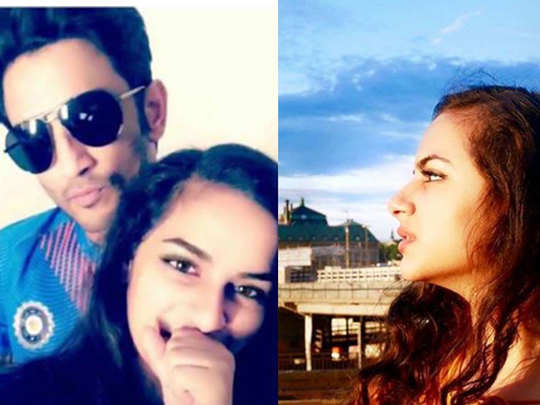 sushant singh rajput niece shares his funny video and thanks fans