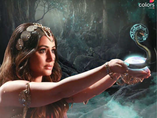 naagin 5 on air from august 9 hina khan shares teaser in her naagin avatar surbhi chandna amika shail also join