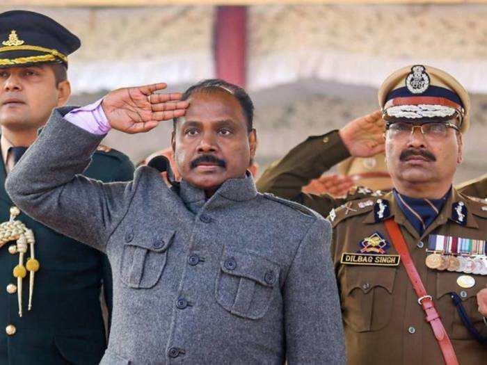 ജി സി മുർമു