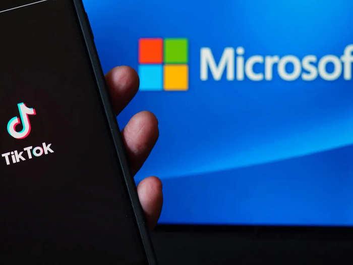 TikTok-and-Microsoft