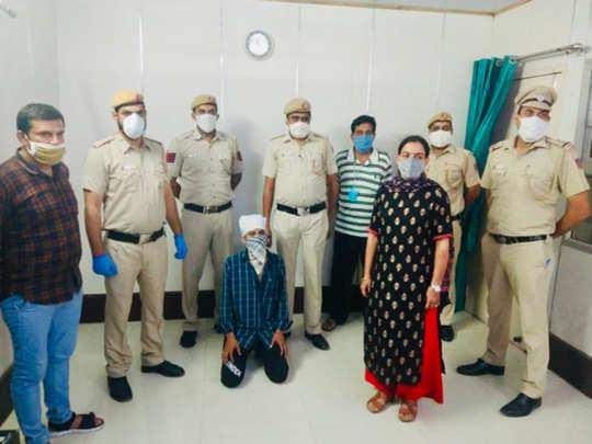 peera garhi rape accused