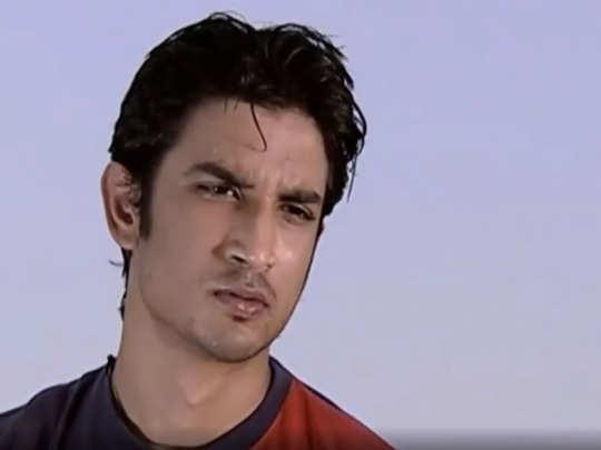 ekta kapoor shares first ever scene of sushant singh rajput smashing entry from kis desh mein hai mera dil