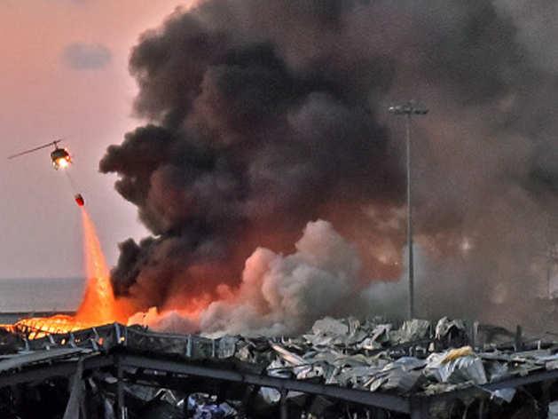 Beirut Explosion: 6 साल में 10 चेतावनी की अनदेखी से तबाही, कुल 19 अधिकारी अरेस्ट
