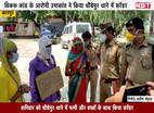 बिकरू कांड के आरोपी उमाकांत ने किया चौबेपुर थाने में सरेंडर