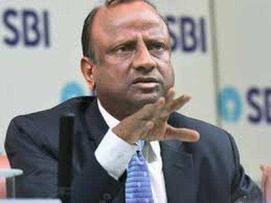 एसबीआई के चेयरमैन रजनीश कुमार (फाइल फोटो)