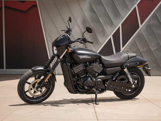 BS6 Harley-Davidson Street 750