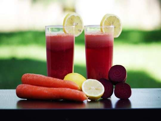 beauty care tips beetroot carrot and pomegranate juice recipe for glowing skin in marathi