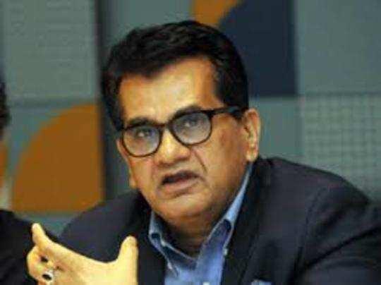 नीति आयोग के सीईओ अमिताभ कांत (फाइल फोटो)