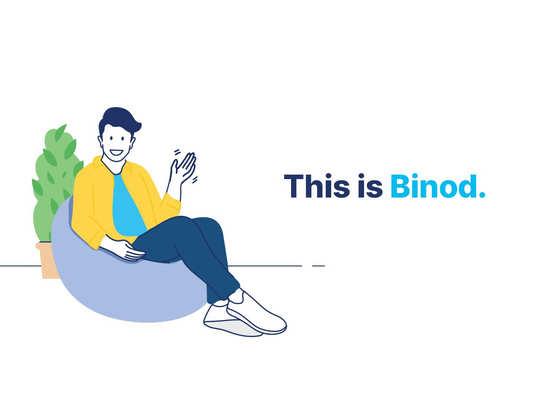 Binod. PC: PayTM
