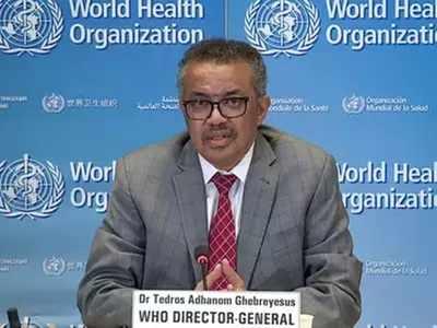 विश्व स्वास्थ्य संगठन के प्रमुख