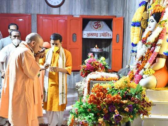 गोरखनाथ मंदिर में जन्माष्टमी मनाएंगे योगी