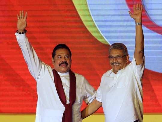 श्रीलंकेतील नवे पर्व