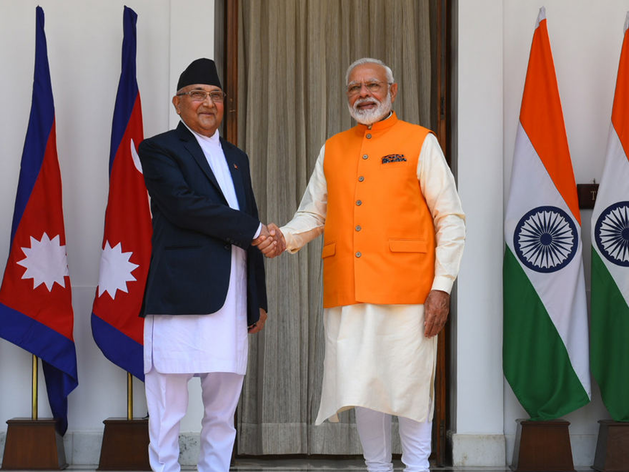 KP Sharma Oli is desperate for talks with India