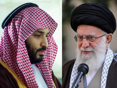 सऊदी अरब ने ईरान को घेरा, प्रतिबंधों का किया समर्थन