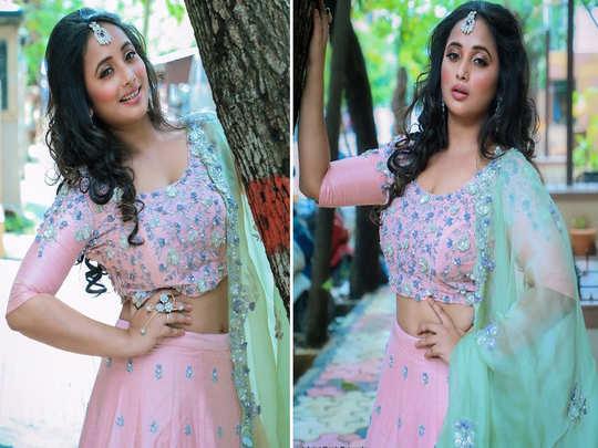 bhojpuri actress rani chatterjee hot photos viral on internet