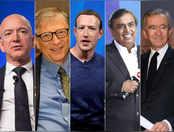 दुनिया के टॉप-5 अमीर, जानें किसने कितना दान दिया