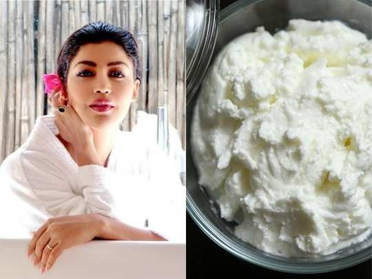 makhan or Butter Face Mask
