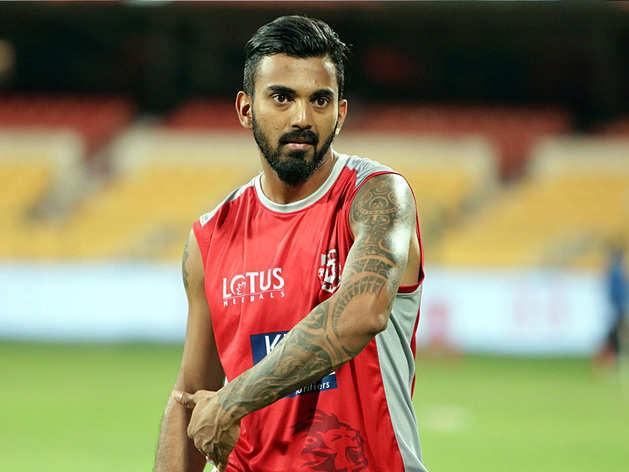 IPL के लिए तैयारियों में जुटे लोकेश राहुल, शेयर किया वीडियो