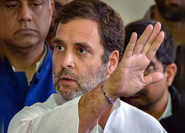 'राहुल गांधी के दखल से राजनीतिक संकट का निकला हल'