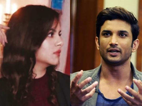 sushant singh rajput wanted to join astronomy class along with her niece mallika singh