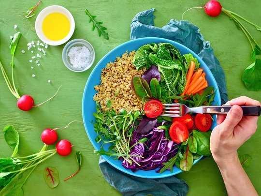 Diet Plan Tips आहारात घटकांचा साधा समतोल