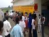 kannauj news : कोविड हॉस्पिटल में अव्यवस्थाओं को लेकर मरीजों ने जमकर किया हंगामा
