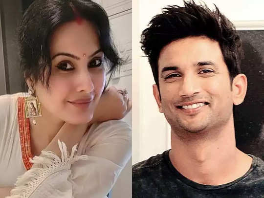 kamya panjabi tweeted on sushant singh rajput father kk singh alleged second marriage