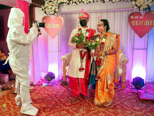 marriage during corona