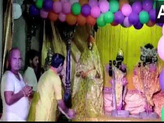 shri krishna janmashtami festival celebration in mathura and up