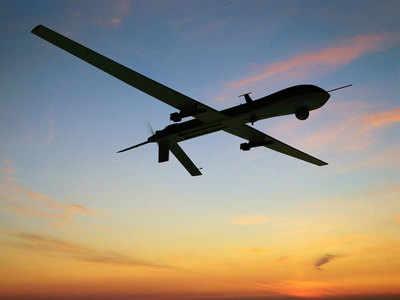 अपग्रेड होंगे हेरॉन ड्रोन।