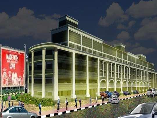 തമ്പാനൂരില് പുതിയ പാര്ക്കിംഗ് കേന്ദ്രം