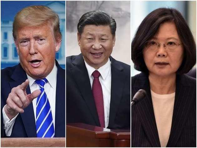 ताइवान पर चीन ने फिर अमेरिका को धमकाया, बोला- आग से न खेलो, खुद जल जाओगे