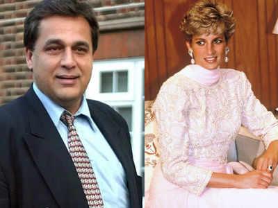 डॉक्टर हजनत खान से शादी करना चाहती थीं डायना