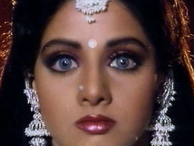 श्रीदेवी की आंखों में नहीं देखते थे आमिर खान, वजह है इंट्रेस्टिंग