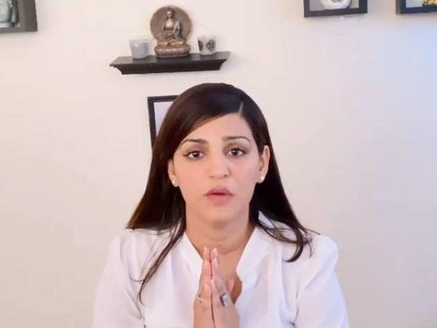 रिया पर SC की सुनवाई के पहले सुशांत की बहन ने पोस्ट किया वीडियो, पहली बार कैमरे पर बोलीं