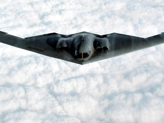 us deploys deadliest nuclear bomber b2 spirit at diego garcia amid tension between india and china
