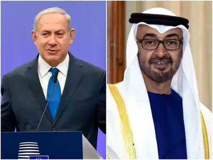 इस्रायल व युएईमध्ये मैत्री