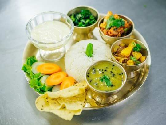 ideal meal timetable for weight loss in marathi