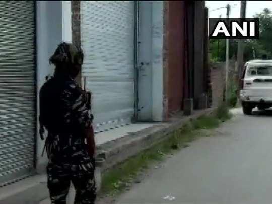 श्रीनगर में आतंकी हमला