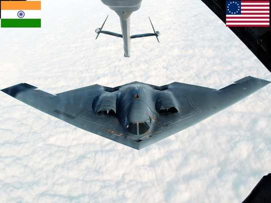usaf bomber b2 spirit will increase indian navy strength in indian ocean amid china pakistan tension