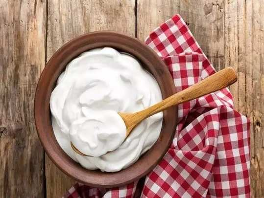skin care tips benefits of applying curd face pack in marathi