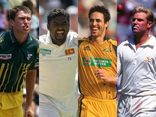 top 5 highest wicket takers in a calendar year